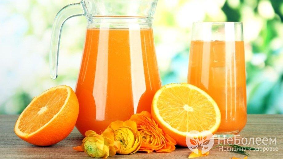 апельсинова дієта