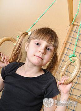 Значення гімнастики для дітей 7 років