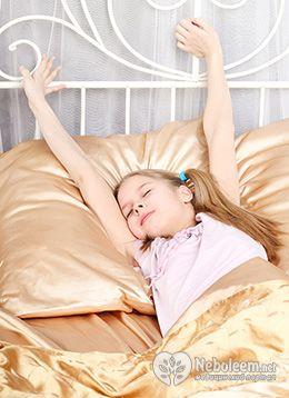 Значення гімнастики для дітей після сну