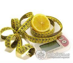 Нормалізація обміну речовин - користь лимона для схуднення