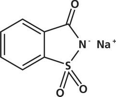 Формула сахарину