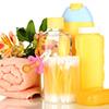 Засоби гігієни та косметика для малюків