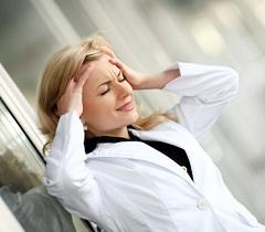 Причиною стресу можуть стати переживання