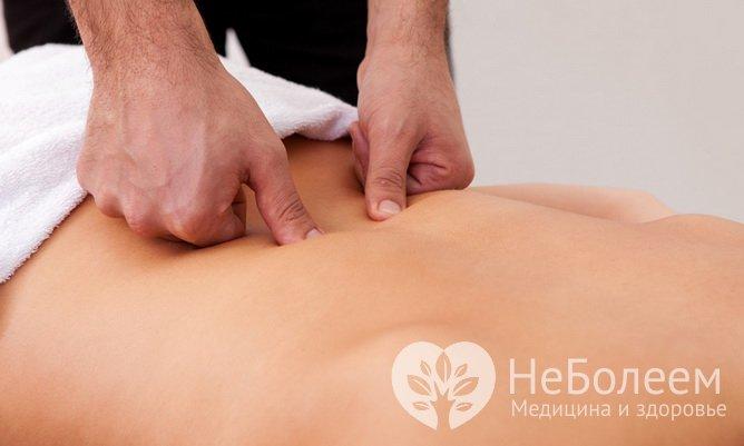 Міф 2: мануальна терапія швидко позбавляє від болю в спині