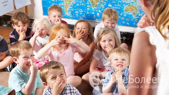 Особливості адаптації дітей до дитячого садка