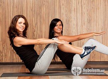 Особливості вправ для схуднення від Аніти Луценко